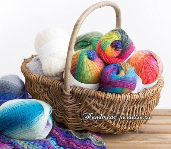 Вязание. Шапки, шляпы и шарфы