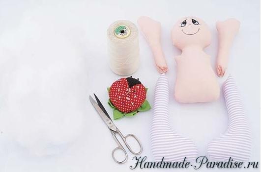 Как сшить текстильную куклу (5)