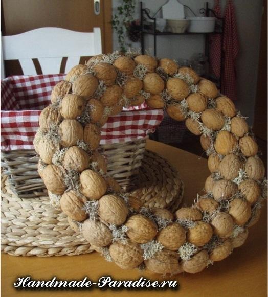 орехи в новогоднем декоре (26)