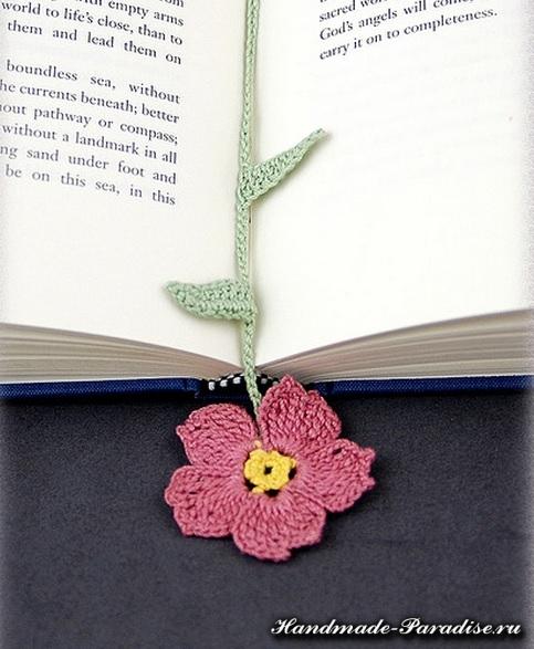 Цветы крючком (17)