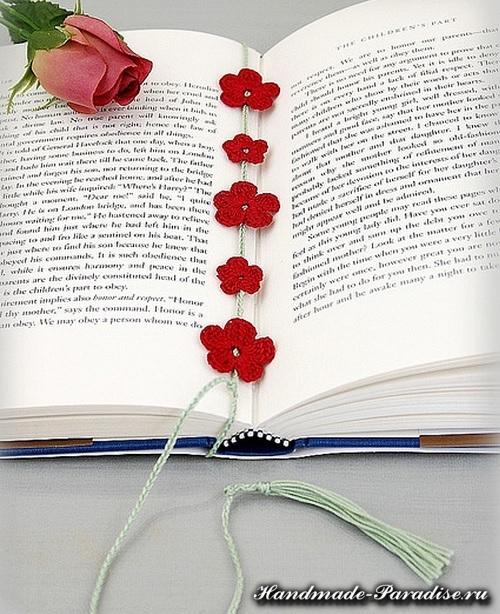 Цветы крючком (18)