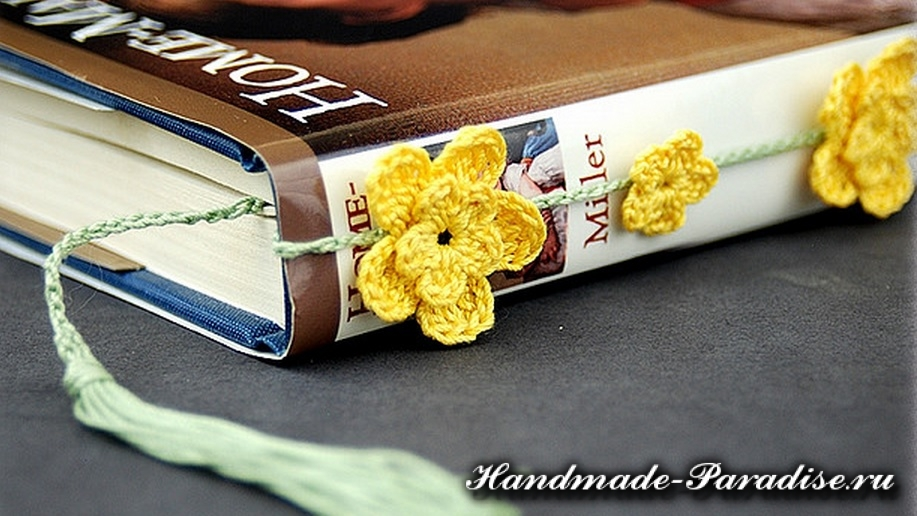 Цветы крючком (19)