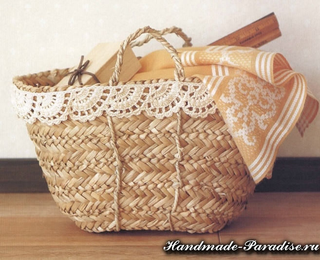 Схемы вязания кружева (1)