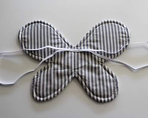крылья бабочки для девочки. мастер-класс по пошиву (15)