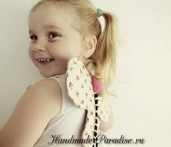 Мастер-класс по пошиву крыльев бабочки для девочки (2)
