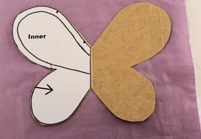 Мастер-класс по пошиву крыльев бабочки для девочки (4)