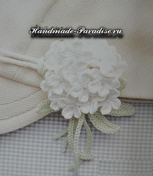 Схема вязания крючком цветов (2)
