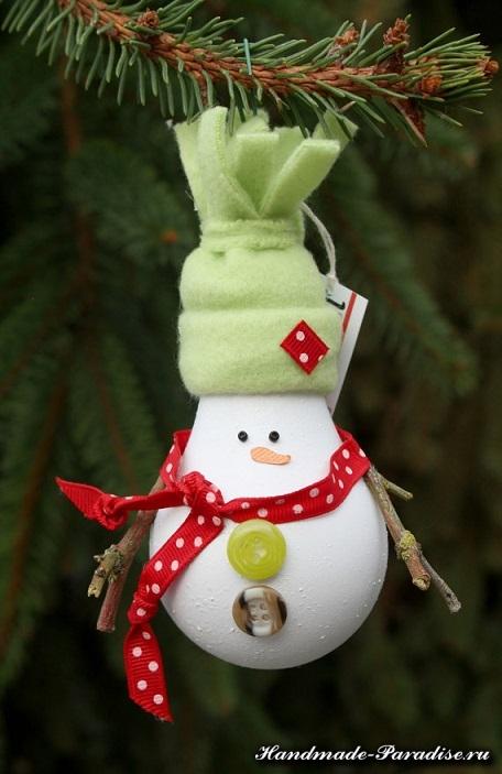 Снеговик (2)