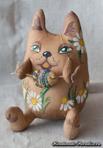 Выкройки котов для пошива игрушки (4)