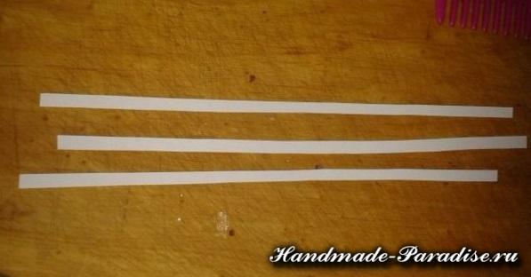 снежинки из бумаги (2)