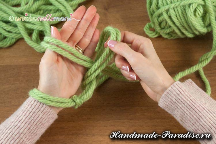 вязание на руках (2)