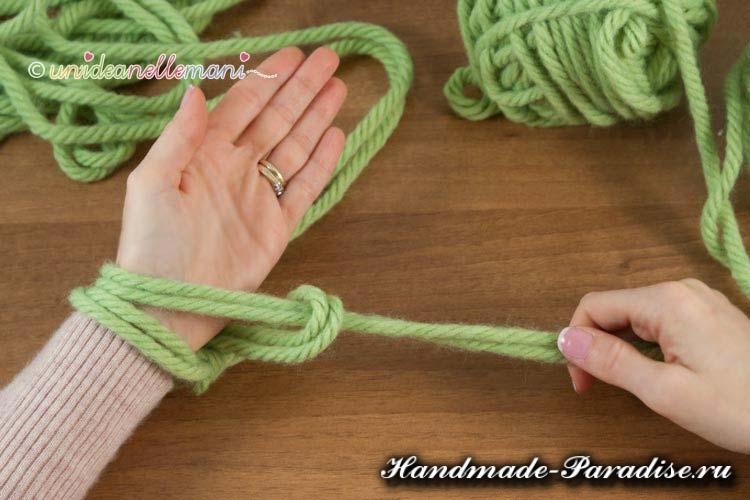 вязание на руках (3)