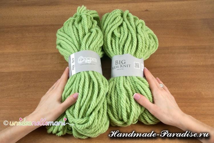 вязание на руках (9)