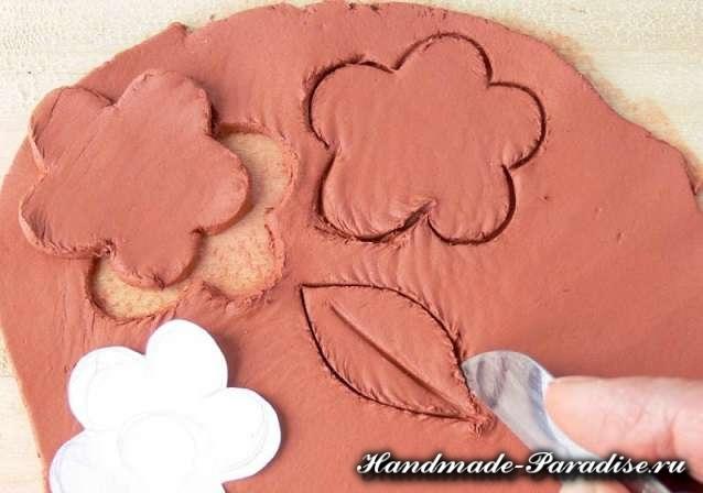 Декорирование цветочных горшков своими руками (6)