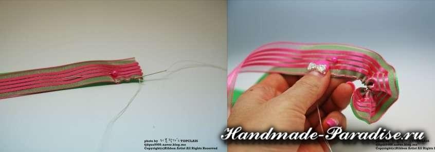 Декорирование заколки своими руками (4)