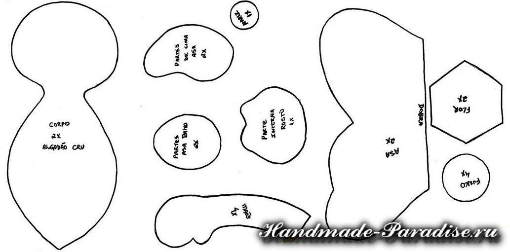 Детские подушки своими руками (5)