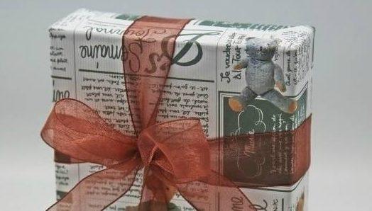 Как упаковать книгу в подарок (2)