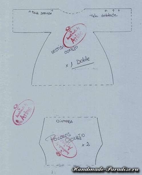 Мастер-класс по пошиву зайца тильды (4)