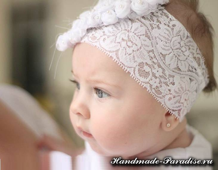 Повязка на голову для ребенка (4)