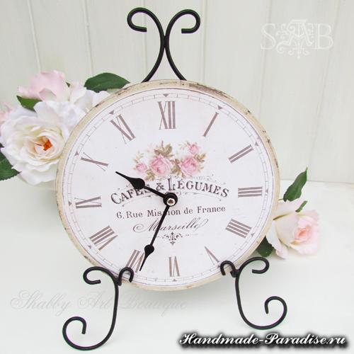 Шаблоны циферблатов часов для рукоделия (2)