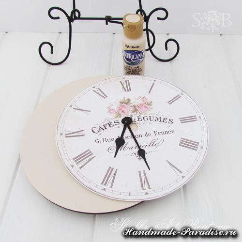 Шаблоны циферблатов часов для рукоделия (3)