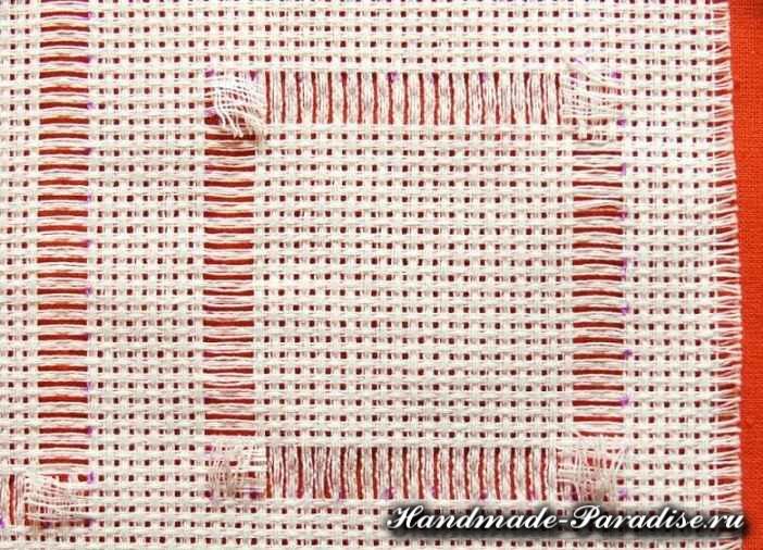 Саше своими руками с вышивкой мережкой (2)