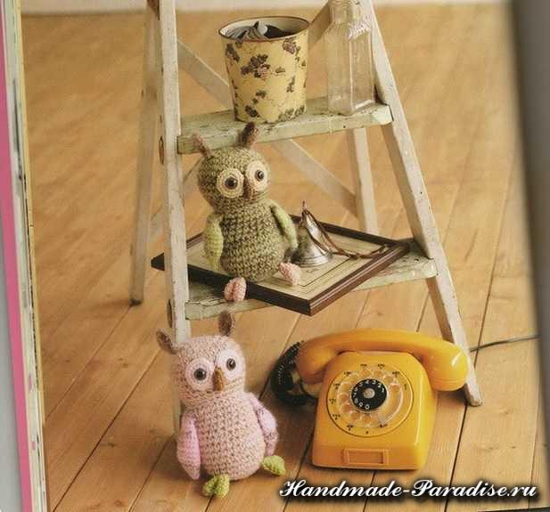 Вяжем игрушки амигуруми крючком