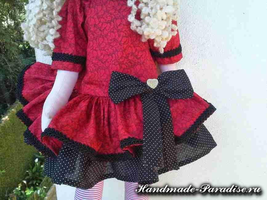 Выкройка текстильных кукол <i>куклы</i> (14)