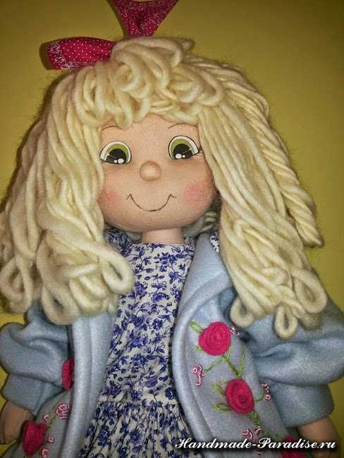 Выкройка текстильных кукол (9)