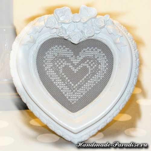 вышивка ко дню Святого Валентина (4)