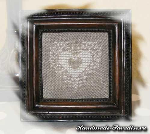 вышивка ко дню Святого Валентина (5)