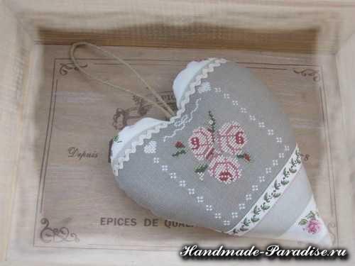 вышивка ко дню Святого Валентина (7)