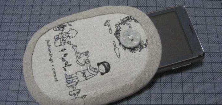 Как сшить чехол для телефона своими руками
