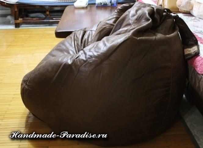 Как сшить кресло мешок своими руками (3)