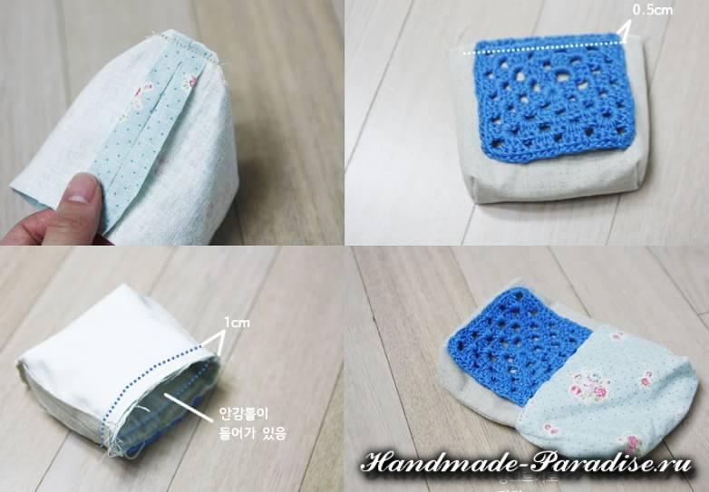 Как сшить маленькую сумочку (3)