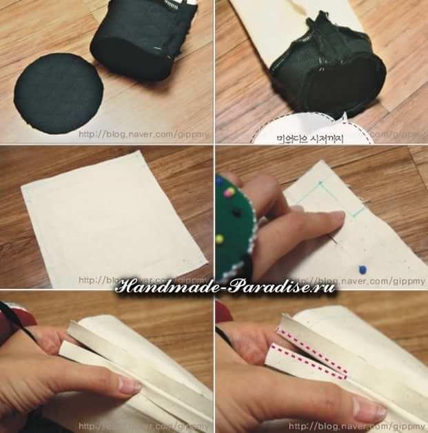 Как сшить мешочек (3)