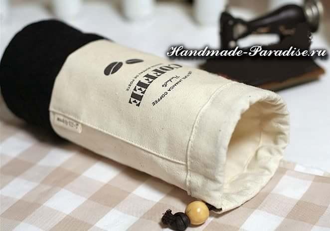 Как сшить мешочек для бутылки (7)