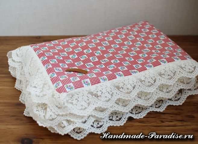 Как сшить теплое одеяло для новорожденного (10)