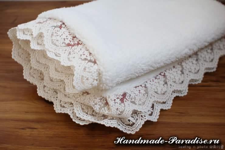 Как сшить теплое одеяло для новорожденного (11)
