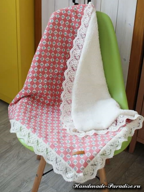 Одеяла своими руками для малышей