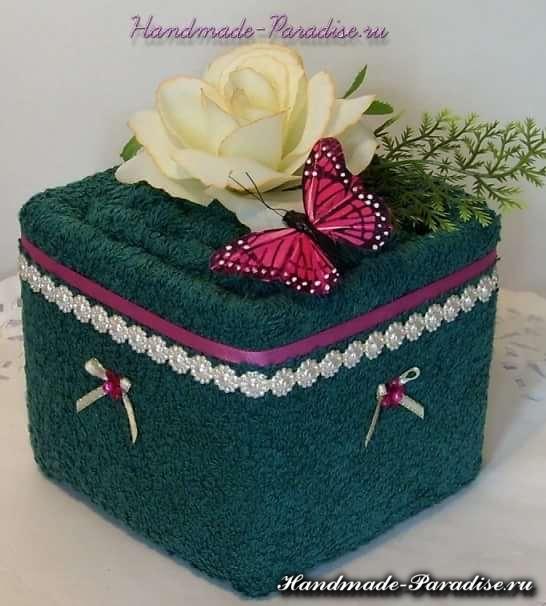 Мужские торты из полотенец (2)