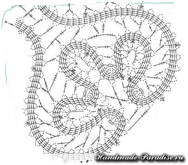 Свадебная подушечка для колец (8)