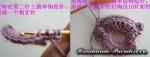 Цветочная шаль крючком (17)