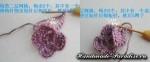 Цветочная шаль крючком (28)