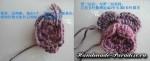 Цветочная шаль крючком (29)