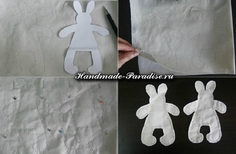 как сшить кролика из ткани (10)
