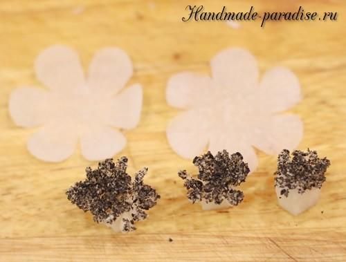 Букет цветов из редиски (6)
