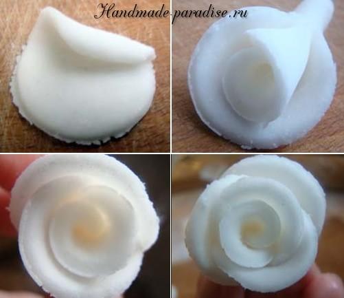 Декор пасхальных яиц сладкими розочками (11)