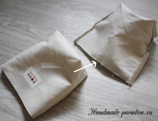 Как сшить мешочек на завязках (10)