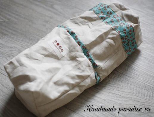 Как сшить мешочек на завязках (12)